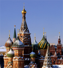 TOURS TO RUSSIA